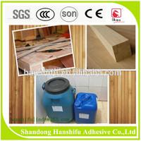 Wood veneer sticking glue adhesive-vinyl acetate polymer