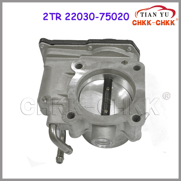 Throttle Position Sensor Toyota Hilux: For Toyota Hilux 2tr-fe Throttle Body 22030-75020 2tr