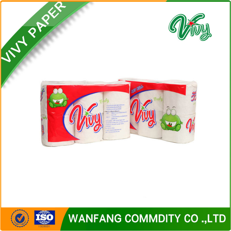 custom printed wholesale toilet paper, bathroom jumbo roll tissue