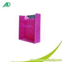 Store Retail Cardboard Counter Hook Display Boxes for Earring