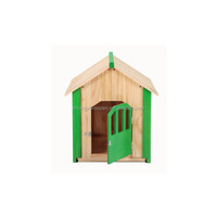 Trade assurance top grade custom wooden pet cage dog kennel house