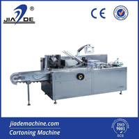Automatic Tea Box Packaging Machine