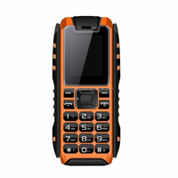 China Hot Sale Best New Design Rugged Phone Durable Waterproof Mobile Phone Outdoor Cheap phones
