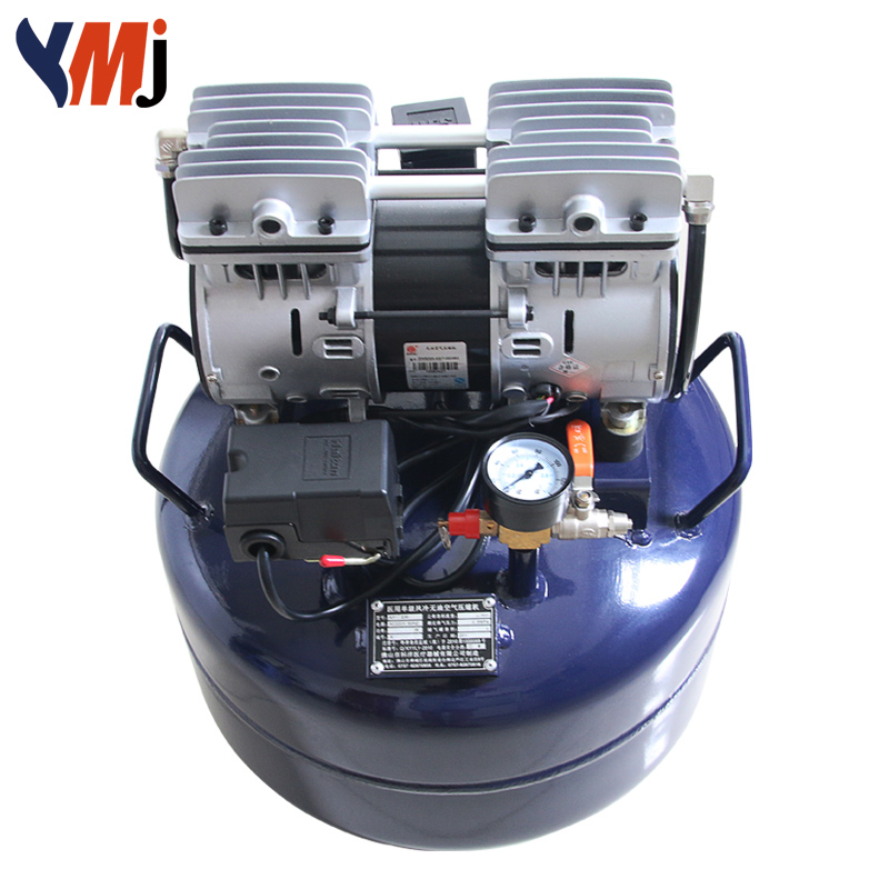 32L silent oil free air compressor
