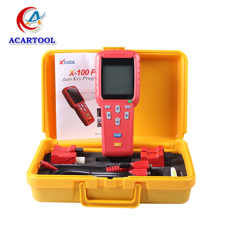 2015 Top-Rated XTool X100 Pro Auto Key Programmer X 100 Pro Original X100+Updated Version X-100 Pro ECU&Immobilizer Programmer
