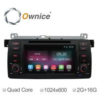 Ownice C200 Cortex A9 Andriod 4.4 2G DDR3 Ram + 16GB Flash car multimedia for bmw e46