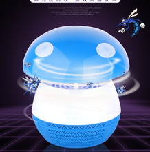 super silent mosquito killer lamp mosquitoes repeller fly trap