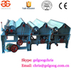 Four Rollers Textile Waste Recycling Machine