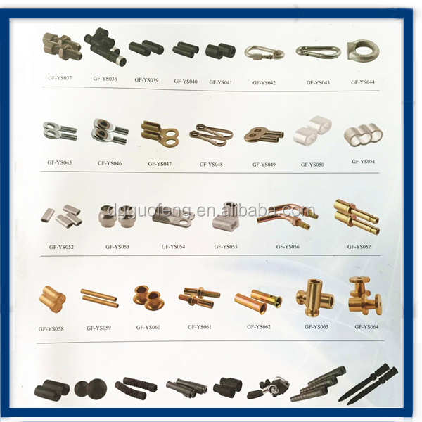 Custom and special wire rope terminals and fittings