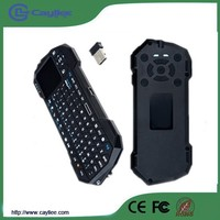 bluetooth version 3.0 Mini wireless keyboard with touchscreen for Tablet PC