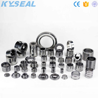 Customized wear tungsten carbide bush /bearing bushing/thrust sleeve