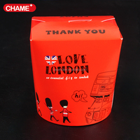 Family-style Round Base Noodle Packaging Box / Paper Packaging Box