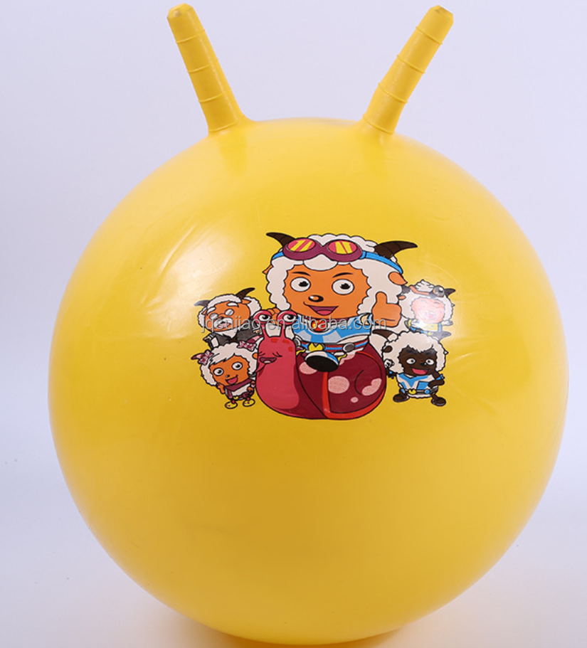PVC 45cm Inflatable toys of Skippy Space hopper ball
