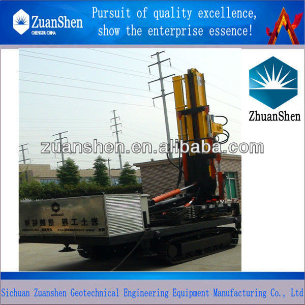 drill motor,Hydraulic DTH Drilliing Rig,China drill machinery