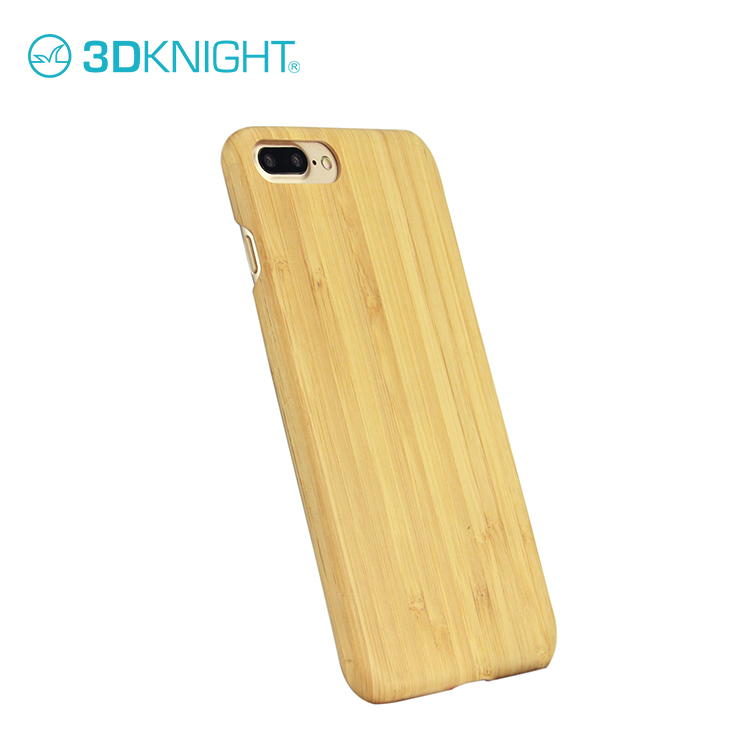 Aramid fiber bamboo smartphone back cover for iphone 7plus