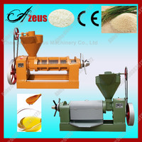 Easy operation cheap rice bran oil press for sale