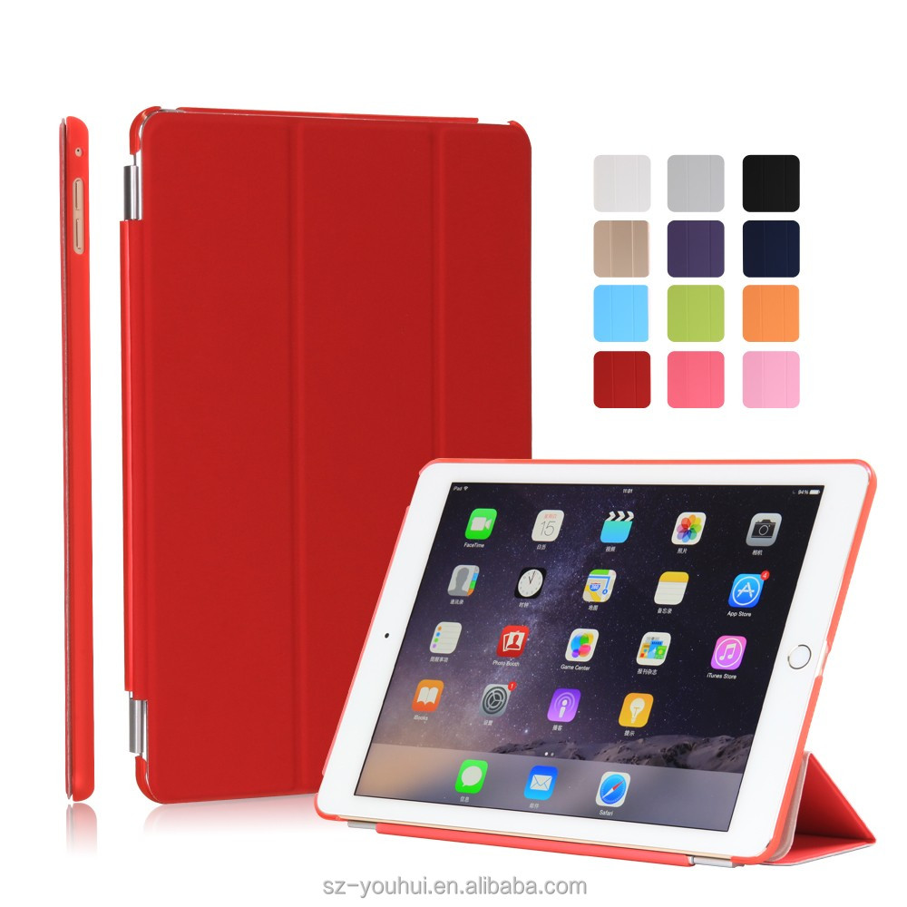 New Arrival For Ipad Pro 9.7 Case With Folio Stand Function