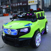 SUV kids electric toy car battery operated ride on car with remote control