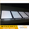 A3 A4 A5 Real estated acrylic LED windows display double sides indoor magnetic led crystal acrylic slim light box