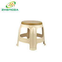 Customize durable cheap kitchen counter plastic step stool
