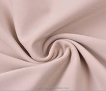 Dull Nylon spandex double sides interlock fabric for thermal underwear