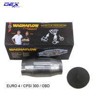 China Car Part For EURO 4 universal magnaflow catalytic converter