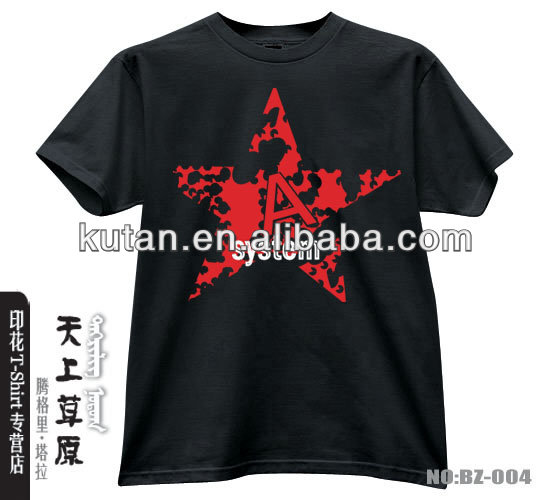 Wholesale blank men Tshirt