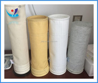 PE 500g/m2 polyester water & oil proof treatment filter bag