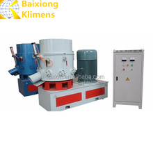 Plastic Granules Recycling Used Agglomerator for PP/PE Used Film Woven bag