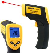 alibaba China supplier infrared rail thermometer