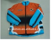 Breathable motorcycle jackets