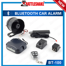 alarmas para autos pke Phone APP Control Bluetooth Car Alarm