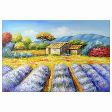 famous traditional autumn indoor decor oil painting of natural scenery
