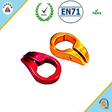 XH-B027Hot sale! High Quality High Precision CNC Turning Machined Aluminum Ring With Nice Color Anodized used in bicycle grips