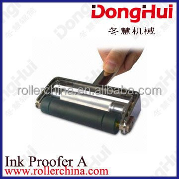 IA1611-113 Hand proofer ink proofer A manufacture made by Shanghai Donghui Roller