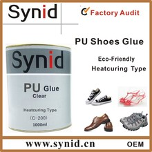Polyurethane PU adhesive for shoe making, pu shoe glue