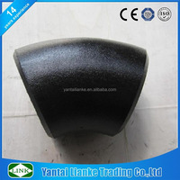 3inch sa234 wpb seamless 45 degree 3d elbow