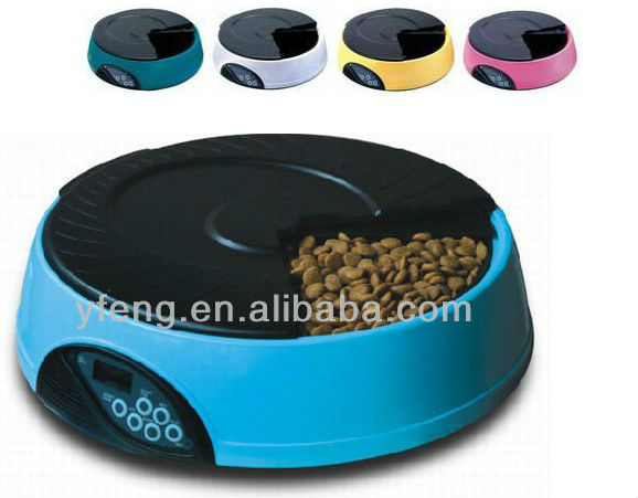 Pet Dog Cat Automatic Feeder Coolest Cool Unique Gift Stuff Equipment Product