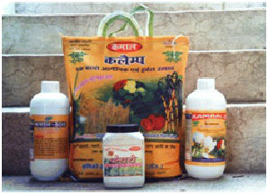 Kamaal Clamp Super - Herbal Kit for Agriculture