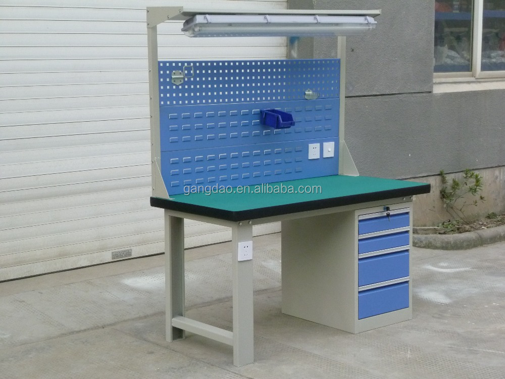 factory sale garage movable workbench tool chest metal storage tool cabinet