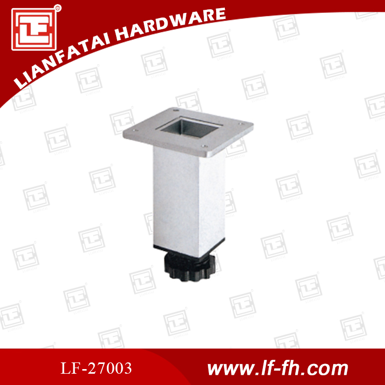 China cheap price metal adjustable furniture cabinet leg from lianfatai manufacturer
