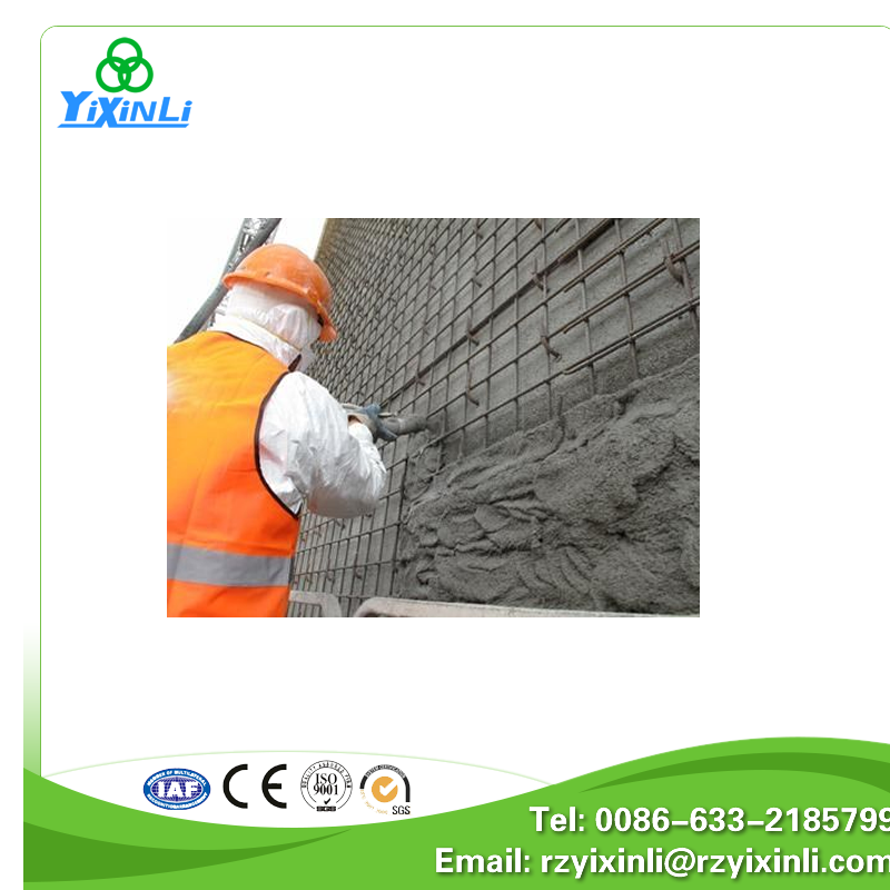 Direct factory cheap price fireproof mortar mix