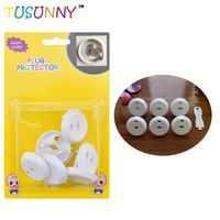 Plug Socket Cover Proof Baby Child Safety Plug Guard Protector