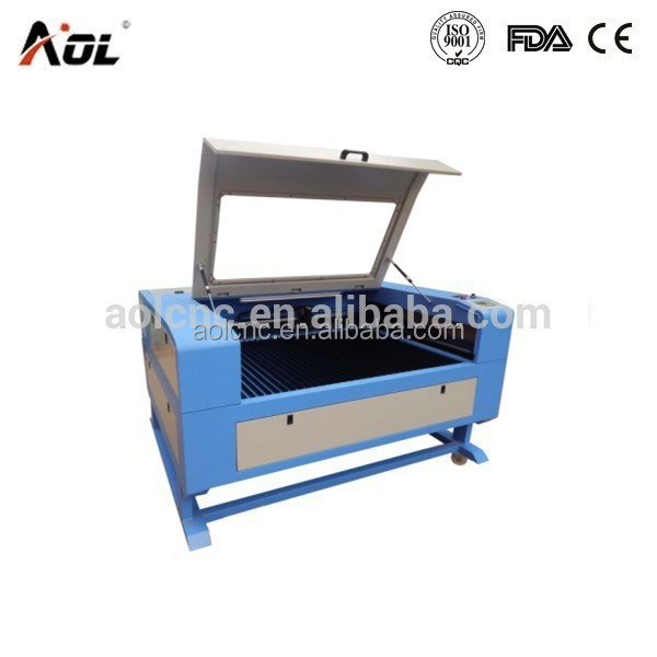 2015 hot!1390 mylar stencils laser cutting machine