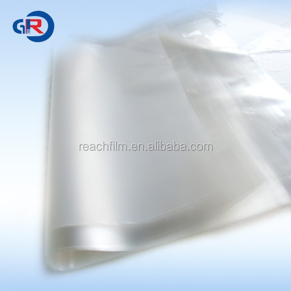 New Launched Pe Plastic Clear Floor Protective Pet Matte Film