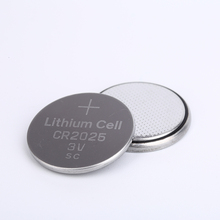 Safety and reliability 3v 170mA rechargeable Lithium cr2025 button cell