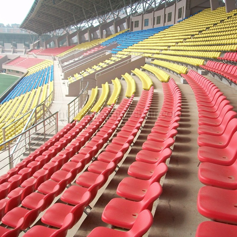 BLM-1808 Vip Stadium Chair Public Stadium Seats For School,Theater,Spectator,Church,Canteen,Gym Sports,Entetainment,Education