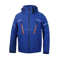 Mens New Design Ski Jacket Navy