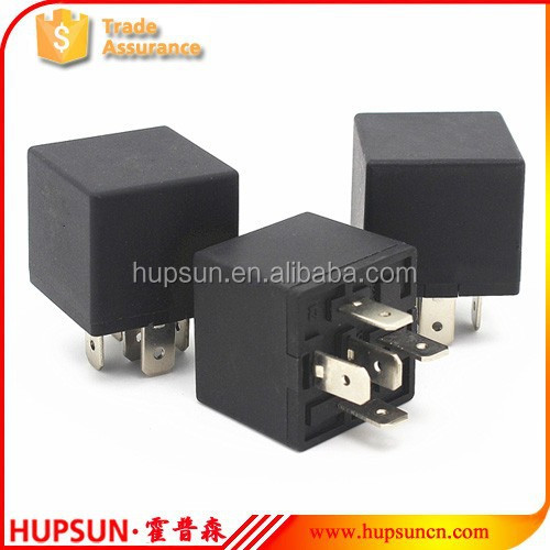 High quality Halla type auto relay 14VDC 30A for car