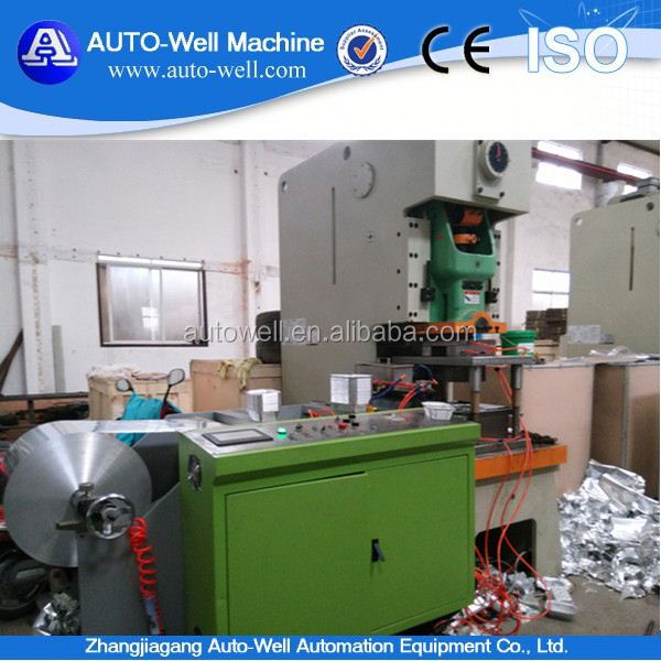 China aluminium foil cookware production line (manufacturer)